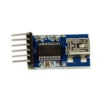 HJ FTDI Basic Breakout 5V USB to TTL 6-Pin Module for MWC MultiWii Lite / SE