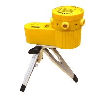 Multifunction Laser Level Instrument Gradienter with Tripod Leveler Measuring Tool
