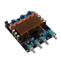 STA508+TC2001 2.1CH Class D Amp 2*80W+160W Amplifier Board (Beyond TPA3116)