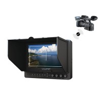 "LILIPUT 665/O/P/WH 7"" Wireless HDMI Monitor for FPV Photography"