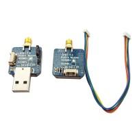Single TTL 3DR Data Radio Telemetry Kit 433Mhz w/ 3Dbi Antenna for APM2.8 APM2.7 Flight Control