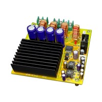 Dual Channel 2x 300W TAS5630 Class-D Digital Audio Amplifier Board HIFI AD827