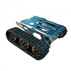 Tank Track Chassis Robot Smart Car DIY Customized Chassis Full Metal