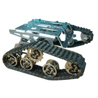 Tank Chassis Wali Track Platform Smart Robotic Car for Robot DIY Customized