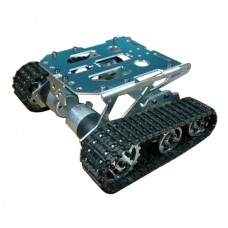 Tank Chassis Track Platform Smart Robotic Car for Robot DIY Customized
