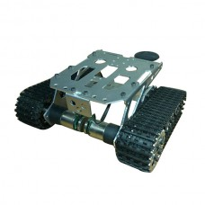Tank Chassis Track Platform Smart Robotic Car for DIY Customized