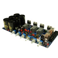 TDA7293 2.1 Channel Subwoofer Amp Amplifier Board Finished Board ( Upgraded Version with Protection Circuit )