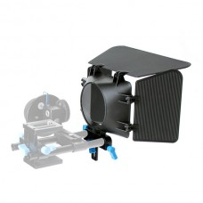 DSLR Camera Professional Matte Box Sunshade 86mm for 5D2 Shooting Suits