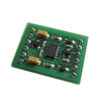 GY-29 ADXL345 3-Axis Digital Tilt Angle Module Gravity Angle Sensor
