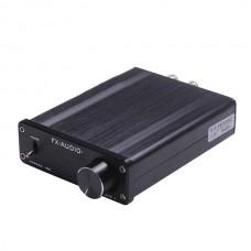 FX FX502A 50W x 2 Hi-Fi 2 Channel Digital Power Amplifier Hifi Amp Black (100~240V) No Power supply