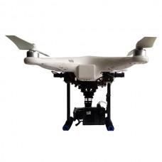 Electronic Landing Gear + 3-Axis Gimbal for Gopro 3 DJI Phantom 1/ 2