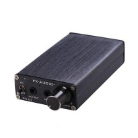 FEIXIANG PH-01 Portable Desktop Amplifier w/ Decoder USB PCM2704 Built in Battery - Black (100~240V)