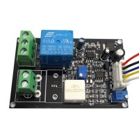 WCS2750 Delay Output DC Current Detection Module Holzer Overcurrent Protection
