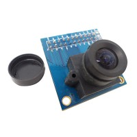 Guaranteed New 1Pcs Blue OV7670 300KP VGA Camera Module for Arduino