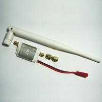 2.4GHz Mini Amplifier Remote Controll Range Extender for FPV Transmitter
