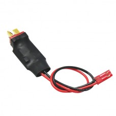 T-Plug to JST w/ 12V 3A BEC Output 2-6S input for Data Transmitter Power Supply