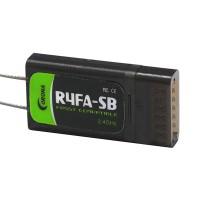 CORONA 4Ch 2.4G FASST Receiver W/S.Bus R4FA-SB for T6EX-2.4G 7C 8FG Radio Transmitter