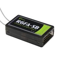 CORONA 6Ch 2.4G FASST Receiver S.Bus R6FA-SB for 8FG 10CG 12FG TM14 Radio Transmitter