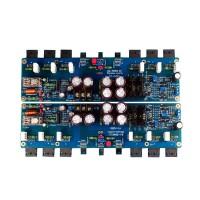 KSA100 Amplifier Board C1237 TTC5200 TTA1943 with UPC1237 Speaker Protection
