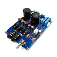 Lehmann Circuit Design BD139 BD140 Preamplifier Headphone Amplifier Kit