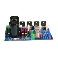 Assembled 120W+120W LM3886 Dual Parallel Pure Power Amplifier Board w/ Protection