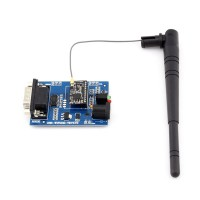 Super Low Consumption Serial Port to WIFI Module Testing Evaluation Board Support WPS Support Smart-Link