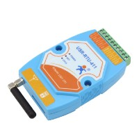 USR-RTU-411 GPRS RTU module Remote relay controller switch detect 0-10V analog input Quality Assurance