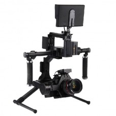 3 Axis Stabilizer Handheld Gimbal Gyroscopte for 5D DSLR Camera Steadycam