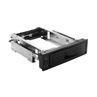 "Seatay HD313 CD Driver 3.5"" SATA HDD-Rom Serial ATA Hot Swap Mobile Rack For 3.5"" HDD"