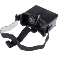 ColorCross Professional Plastic Edition Head Mount 3d Vr Virtual Reality Glasses Google Glass Cardboard