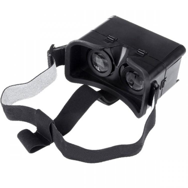 7de856950993 ColorCross Professional Plastic Edition Head Mount 3d Vr Virtual Reality  Glasses Google Glass Cardboard