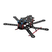 FCM310L-6Z 310mm 6-Axis Fiberglass FPV Hexacopter Frame Kit w/Landing Gear