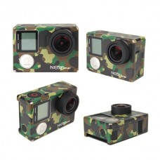 Gopro hero4 Camcorder Camera Stylish Paster Eight Colors for Gopro 4