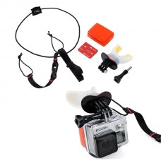 gopro hero3/3+/4 Surfing Diving Teeth Braces Connection Base for Video Shooting
