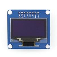 SH1106 1.3 inch OLED Module Display Screen 12864 Blue Straight Pin