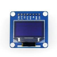 0.96 inch OLED Screen Module 12864 Yellow Blue Straight Pin