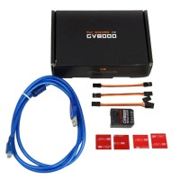 GV8000 V2 3 Axis Gyro 5.3.4pro Flybarless System Gyroscope For 450-700 RC Helicopter