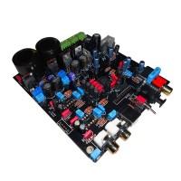 DAC Decoder AK4399 WM8805 Coaxial Optical Input Assembled Board DAC9