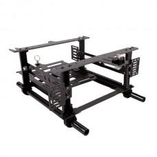 Carbon Fiber Quick Release Gimbal Holder Kits for X4 V6 V8 Folding Multicopter