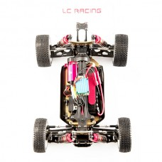 LC Racing EMB-MTL 1/14 Electronic Racing Car Kits Including Driving Force Servo EMB-1HK
