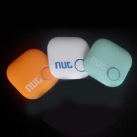 Nut 2 Smart Tag Bluetooth Tracker Child Bag Wallet Key Finder GPS Locator Alarm 3 Colors