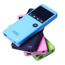 4G Upgrade HIFI Fever DIY MP3 Plug in Card APE FLAC Super Long Motion Music Player Recording Pen