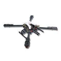 SAGA E550 550mm Wheelbase 4-Axis Reptile Folding Quadcopter FPV Frame Kit