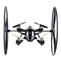 UDI U941A Drone 4-CH 2.4GHz Rolling Aircrafts Radio Control Helicopter Mini Flying UFO RC Quadcopter No Camera