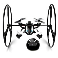 UDI U941A Drone 4-CH 2.4GHz Rolling Aircrafts Radio Control Helicopter Mini Flying UFO RC Quadcopter w/ Camera
