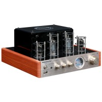 Nobsound MS-10D Tube Amp Power Audio HIFI Stereo Most Cost-effective Amplifier Excellent Sound with Bluetooth