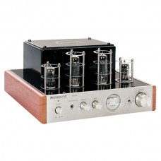 Nobsound MS-10D Tube Amp Power Audio HIFI Stereo Most Cost-effective Amplifier Excellent Sound with Headphone