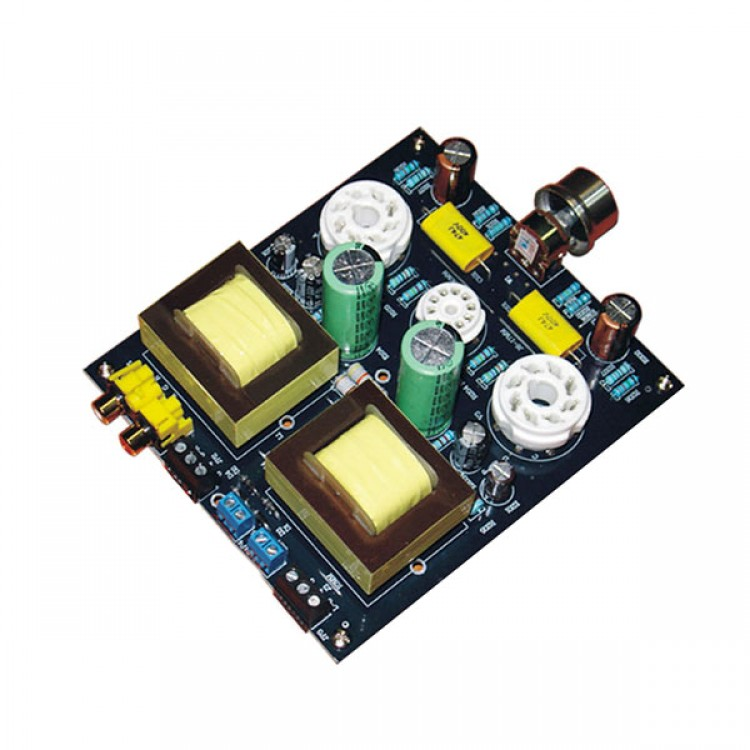 TA-1103 Series 6N1 or 6N2 EL34 Electronic Tube Single End