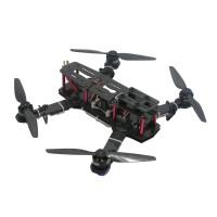 250mm Carbon Fiber 4 Axis Mini Quadcopter + CC3D Flight Controller & QAV2204 Motor & Hobbywing 10A ESC