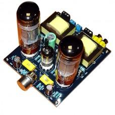 TA-1103 Series 6N1 or 6N2 EL34 Electronic Tube Single End Mini Amplifier Fever Assembled board